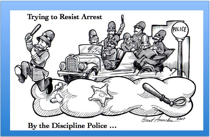 Disciplinary Police