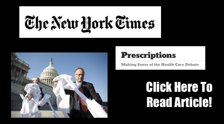 NYT Rx Blog