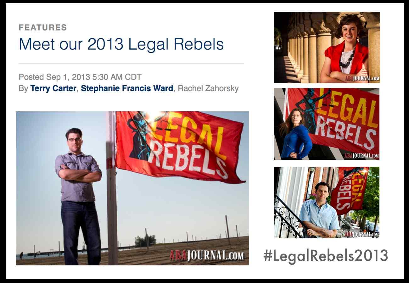 legal rebels 2013
